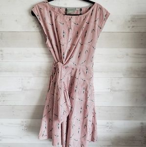 Anthropologie Dresses - Anthropologie Bathing Beauty dress